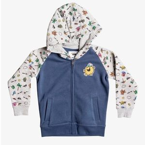Quicksilver: Mr. Men Collection, Grey Hoodie